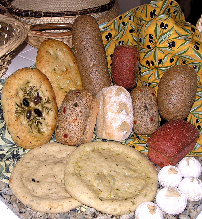 Chia Breads
